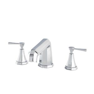 3158 Perrin & Rowe 3-hole Deck Mounted Bath Filler Tap With Lever Handles